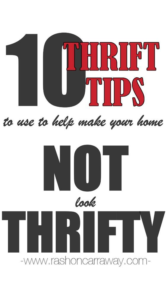 Awesome 10 THRIFT TIPS To Use To Help Make Your Home NOT Look THRIFTY  Www.goodwillvalleys Images