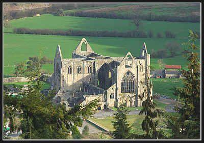 abandoned tintern abbey wales 3