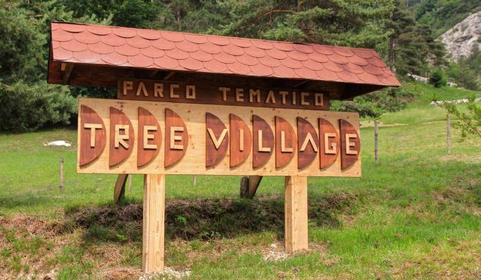 Al Tree Village di Claut (PN) potrete finalmente vivere l'esperienza di dormire in un villaggio sugli alberi. Qui tutti i dettagli.
