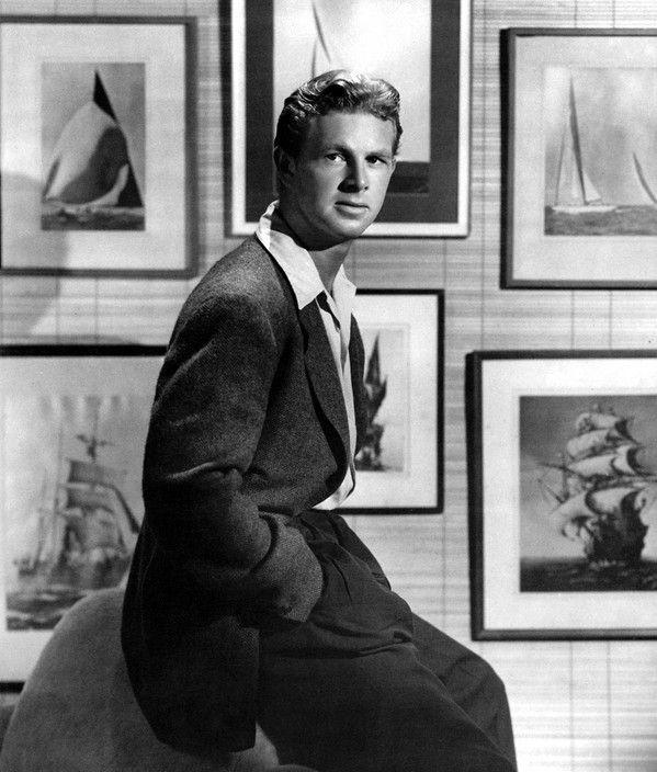 Sterling Hayden (1941 - photo by Eugene Robert Richee)