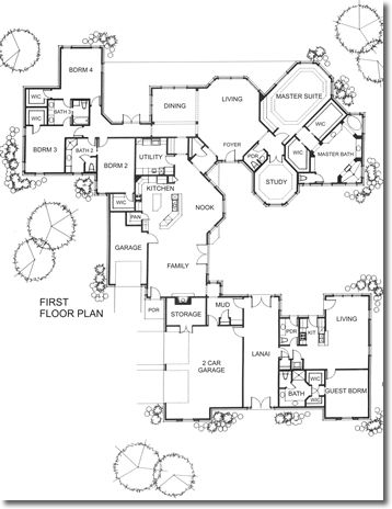 151 Best Floor Plans Images On Pinterest | Future House, Home Plans And  Dream House Plans