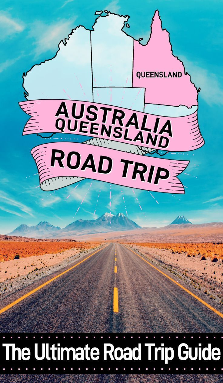 The Great Australian Road Trip North Queensland