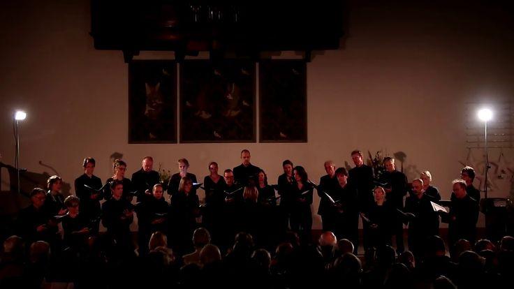 'Away in a Manger': Music composed by William J. Kirkpatrick in 1895, lyrics by 'unknown'. Performed December 23th, 2016 in the Noorderkerk The Hague (Netherlands) by Kamerkoor Kwintessens. Soloist Peggy Van Mossevelde.