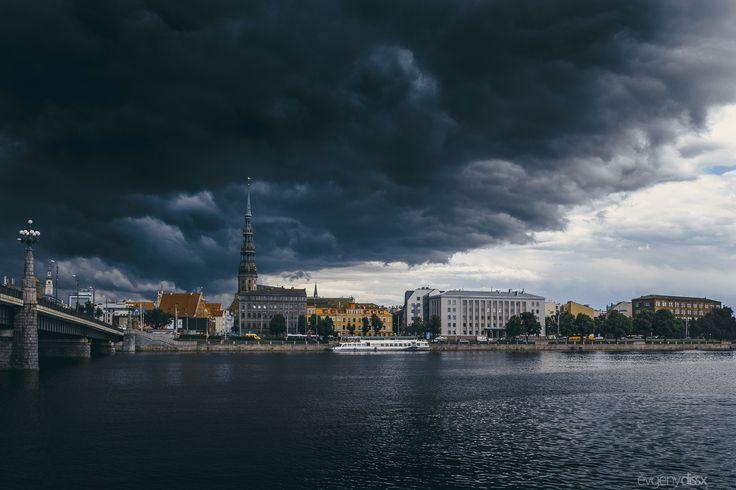 Stunning view of Riga!