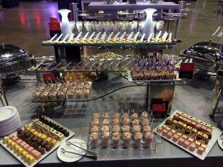 Rosseto Multi-Level Risers used in a desert station