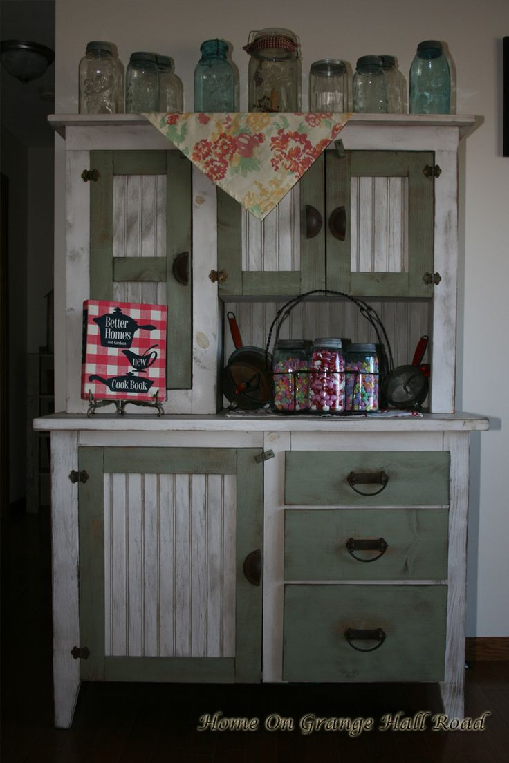 1000 Images About Restore Hoosier Cabinet On Pinterest