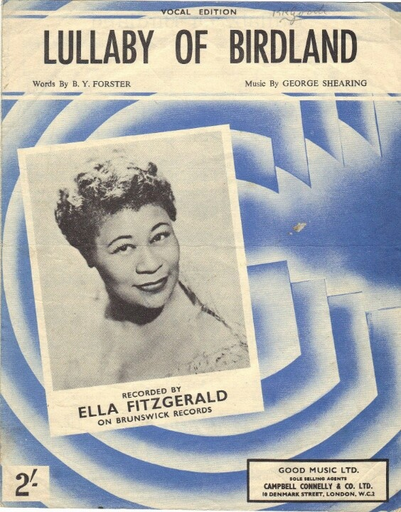 17 Best Images About Ella Fitzgerald On Pinterest Jazz