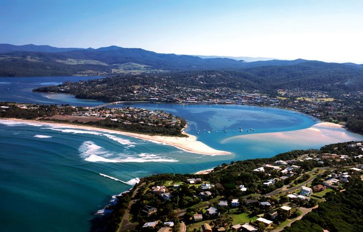 Merimbula.... a great place for a winter holiday!