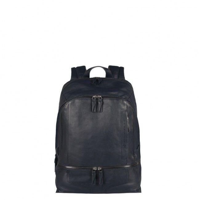 Zaino Piquadro in pelle porta pc e iPad CA3297WA - Scalia Group  #zaini #backpacks #business #moda #fashion #glamour #piquadro