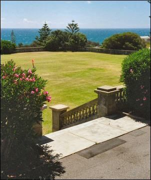 Garden Weddings - Cottesloe Civic Centre - Cottesloe, Perth, Western Australia, Australia
