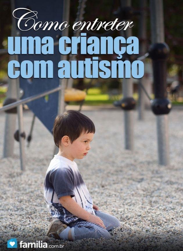Atividades lúdicas para crianças com autismo
