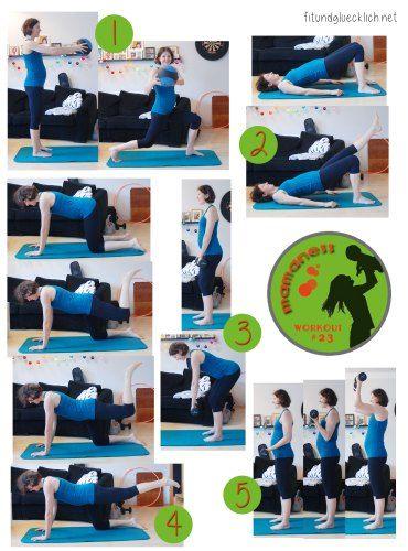 Mamaness Workout in der Schwangerschaft #23 http://fitundgluecklich.net/2016/02/23/mamaness-schwangerschaft-workout-23/