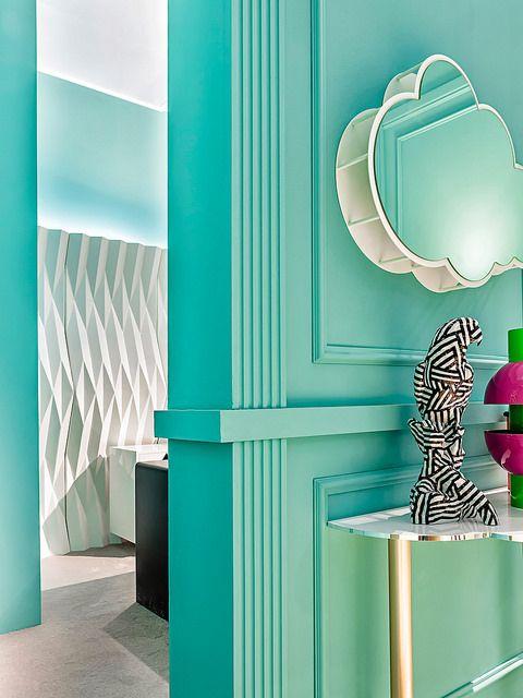 #nuvola mirror, #design Garilab by Piter Perbellini for #altreforme A Moveable Feast #stand @iSaloni 2014 #paris #anni20 #roaringtwenties #designweek #interior #home #decor #homedecor #furniture with #woweffect #aluminium