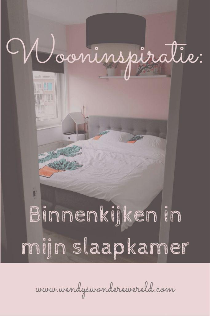 Wooninspiratie: binnenkijken in mijn slaapkamer - Wendy's Wondere Wereld blog - www.wendyswonderewereld.com