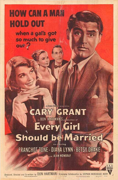 Every Girl Should be Married - 1948