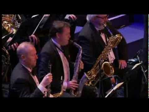 Tom and Jerry at MGM - music performed live by the John Wilson Orchestra - 2013 BBC Proms - YouTube  Be sure to watch it until the end - and keep a close eye on the percussion section!