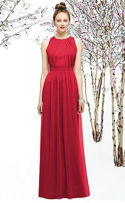 Lela Rose #red #bridesmaid https://www.bellebridesmaid.com.au/product/lily/