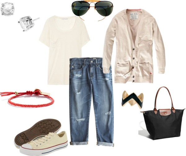 weekend readyOutfit Inspiration, Polyvore, Fall Winte Style