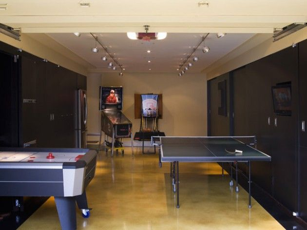 Man Cave Dressing Room : Trendy billiard room design ideas