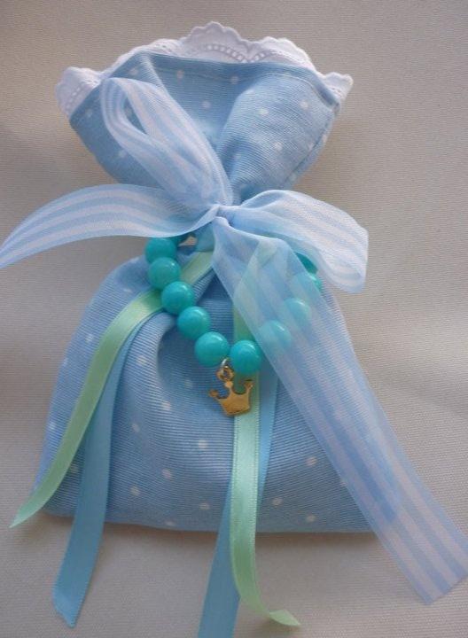 handmade favor for baby
