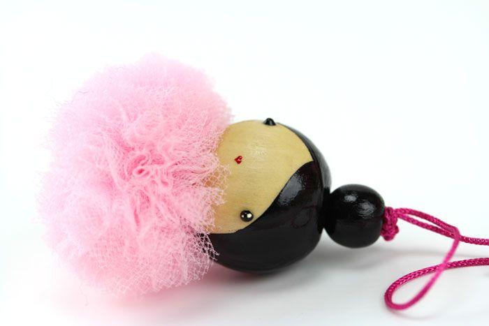 Petit Rat de l'Op�ra Rose Ballerine : LeS PoiS PlumeS, la boutique