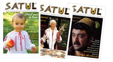 SATUL - Revista pentru promovarea traditiei si culturii din mediul rural