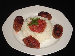 Authentic Greek Recipes: Greek Soutzoukakia