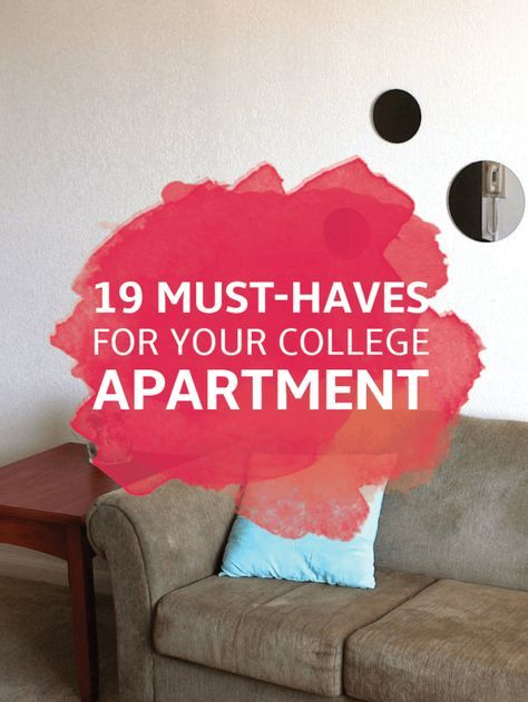 Apartment Room Essentials best 25+ college apartment necessities ideas on pinterest