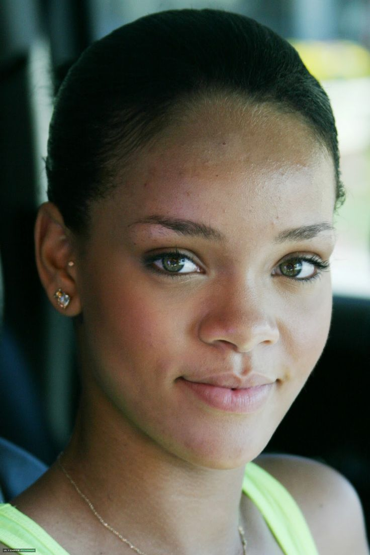 Beyonce Knowles No Make Up