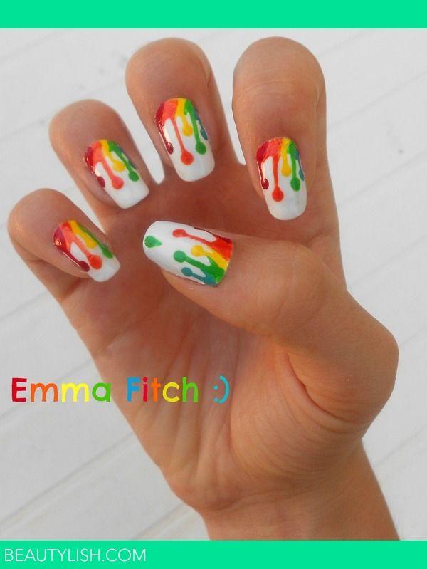 Colors Nails | Emma F.'s Photo | Beautylish