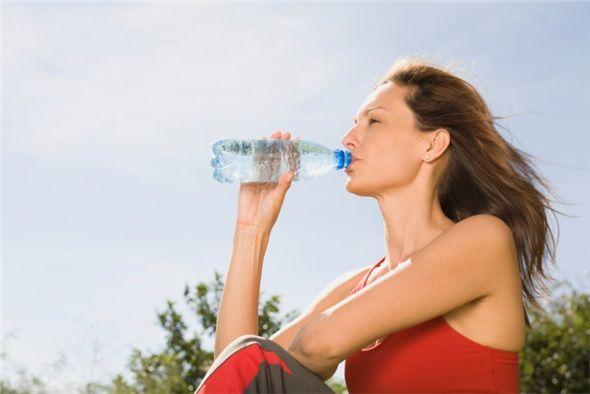 Su tüketiminizi artırın.
