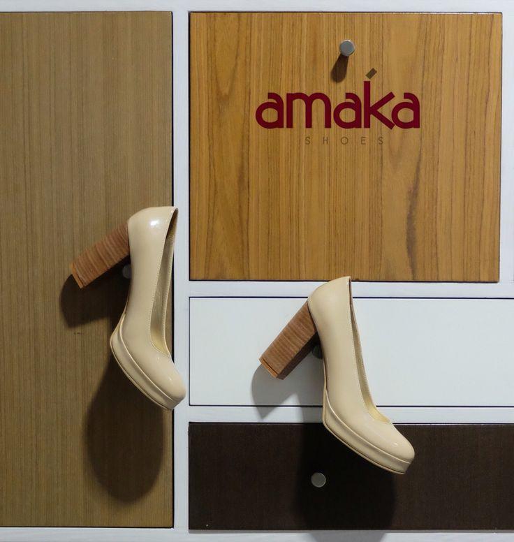 Tacones high heel  www.amakashoes.com