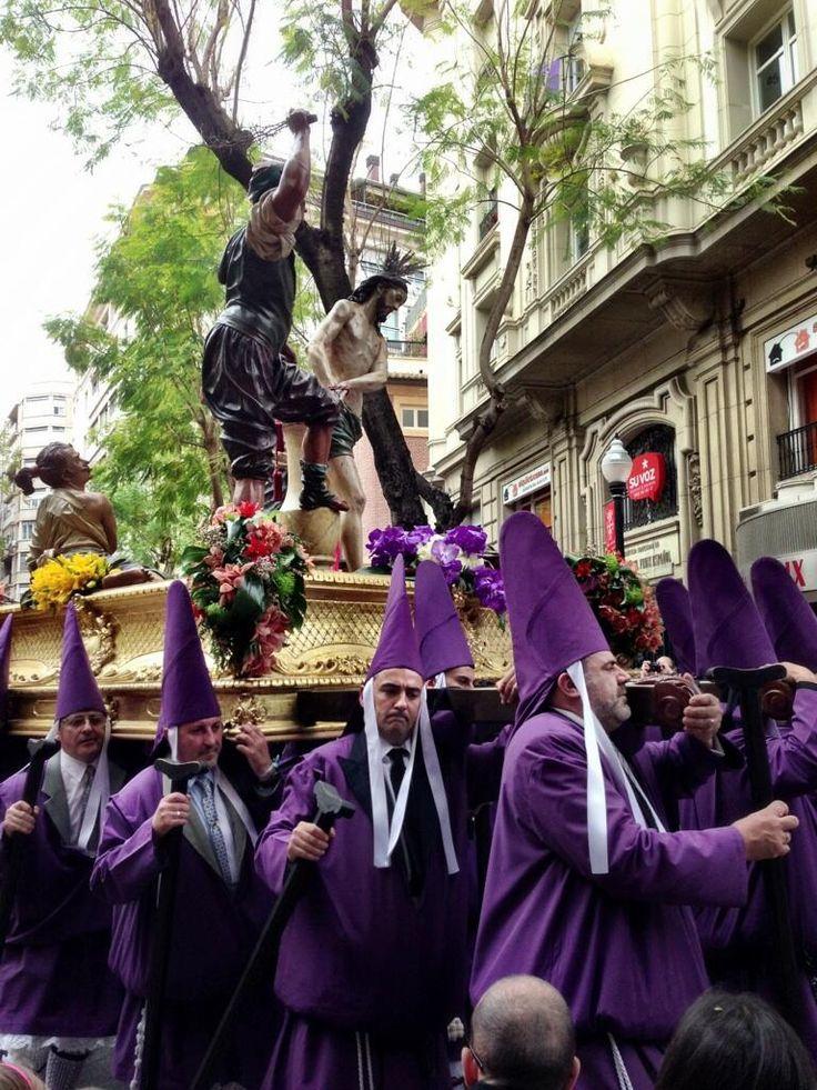 Los Azotes #Salzillos #SemanaSanta  #Murcia