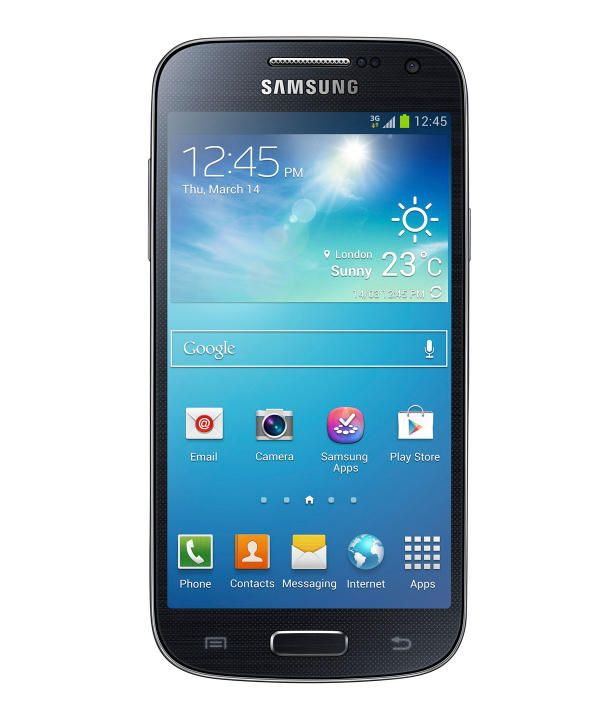 The Galaxy S4 Mini has a 4.3-inch Super AMOLED screen &  a 1.7GHz dual-core processor