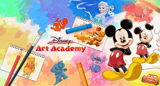Disney Art Academy 3DS ROM & CIA Download (Region Free) - https://www.ziperto.com/disney-art-academy-3ds-rom/