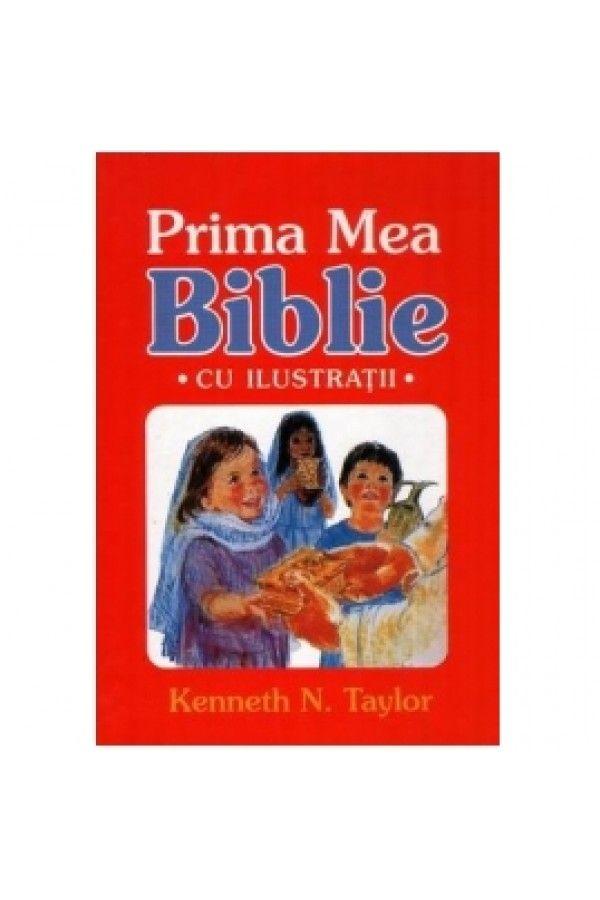 Biblia pentru copii - Prima mea Biblie cu ilustratii