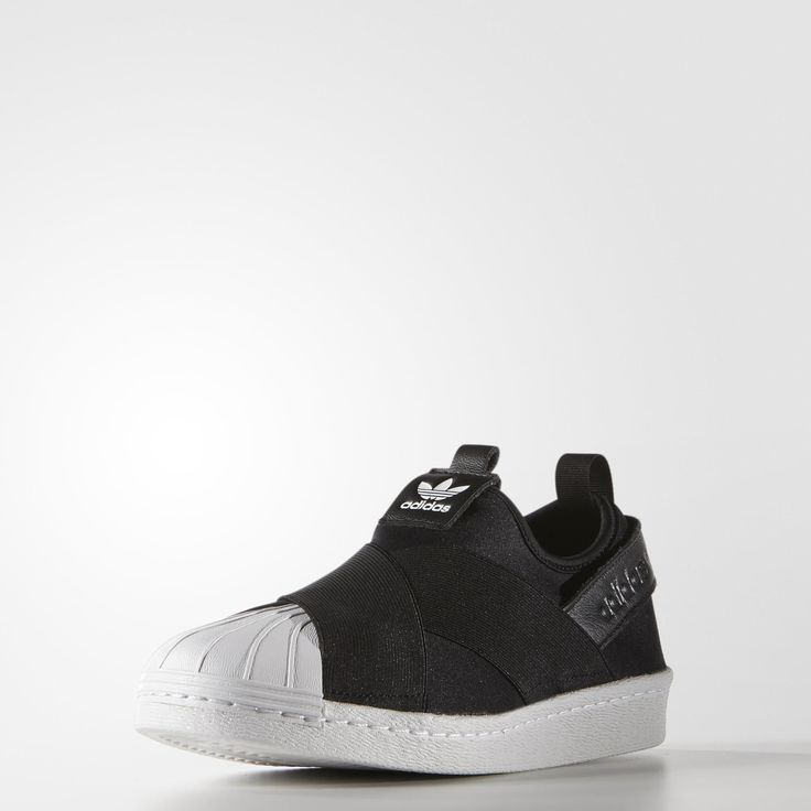 adidas - Buty Superstar Slip-On