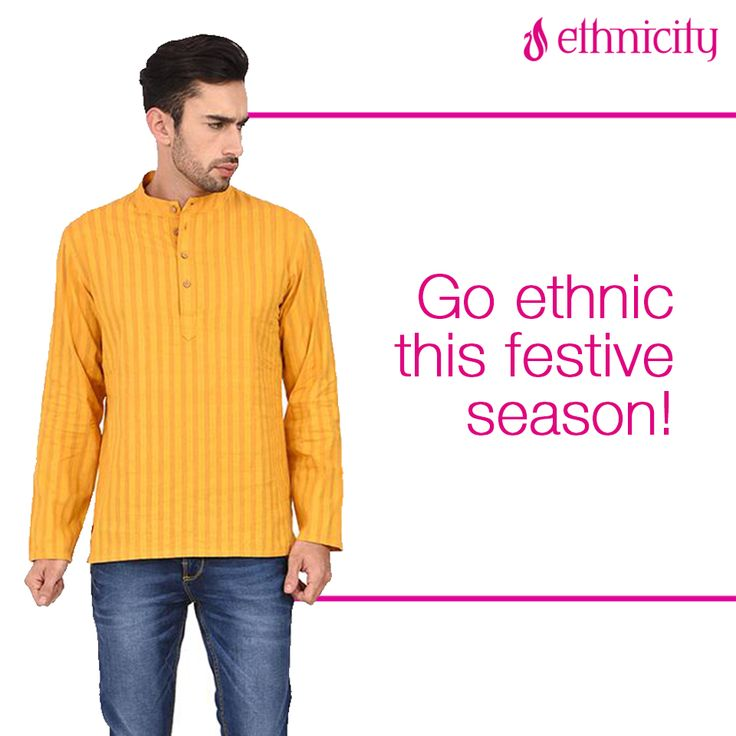 Not so impressed with your man's wardrobe? Drag him to our store to revamp his closet. #menswear #fashion #Ethnicity #menswear