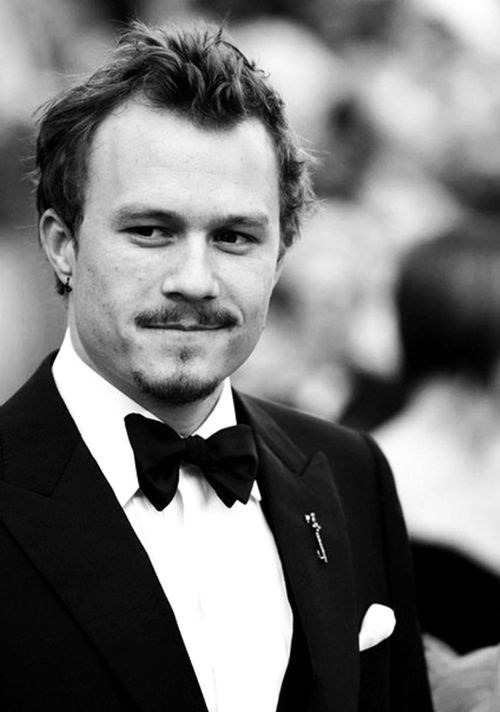 heath ledger's smile | Heath Ledger | Publish with ...
