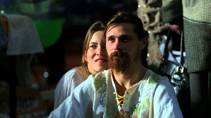 Фестиваль звенящие Кедры Продолжение Владимир Мегре Анастасия