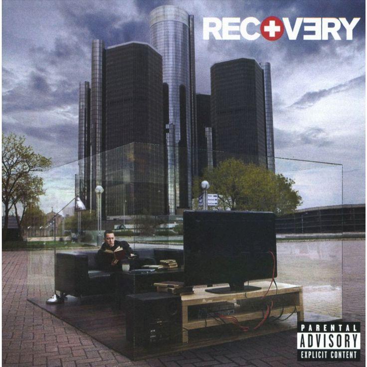 Eminem - Recovery [Explicit Lyrics] (CD), None - Dnu