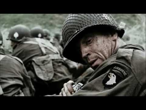 Band of Brothers Crossroads The Island Charge - YouTube