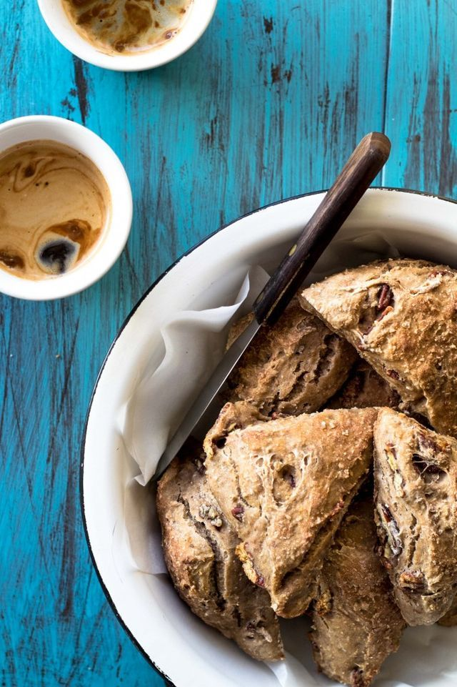 Grove boller med kakao og pecannødder (via Bloglovin.com )