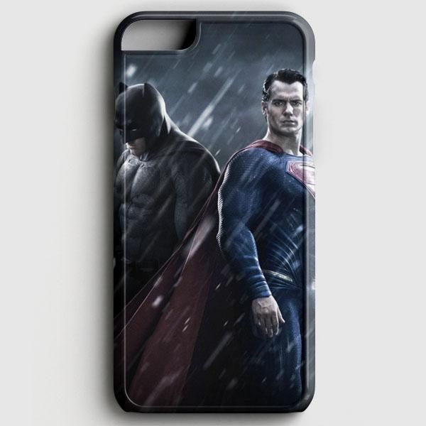 Superman Movies Red Simple iPhone 6/6S Case