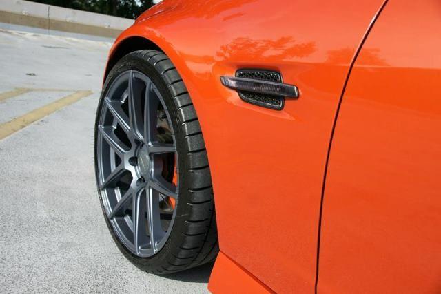 Pontiac G8 on Velgen Wheels (4)
