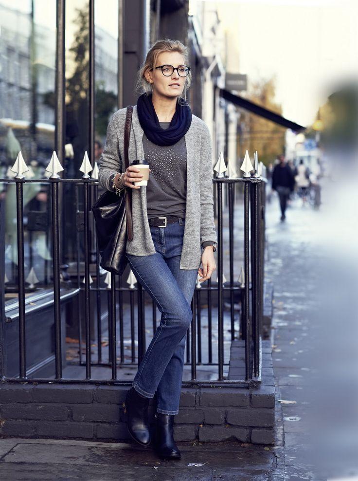 casual jean style 2015 women - Google Search