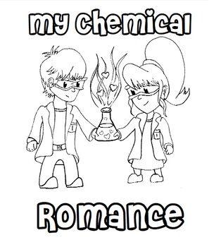My Chemical Romance Valentine's Day + Chemistry