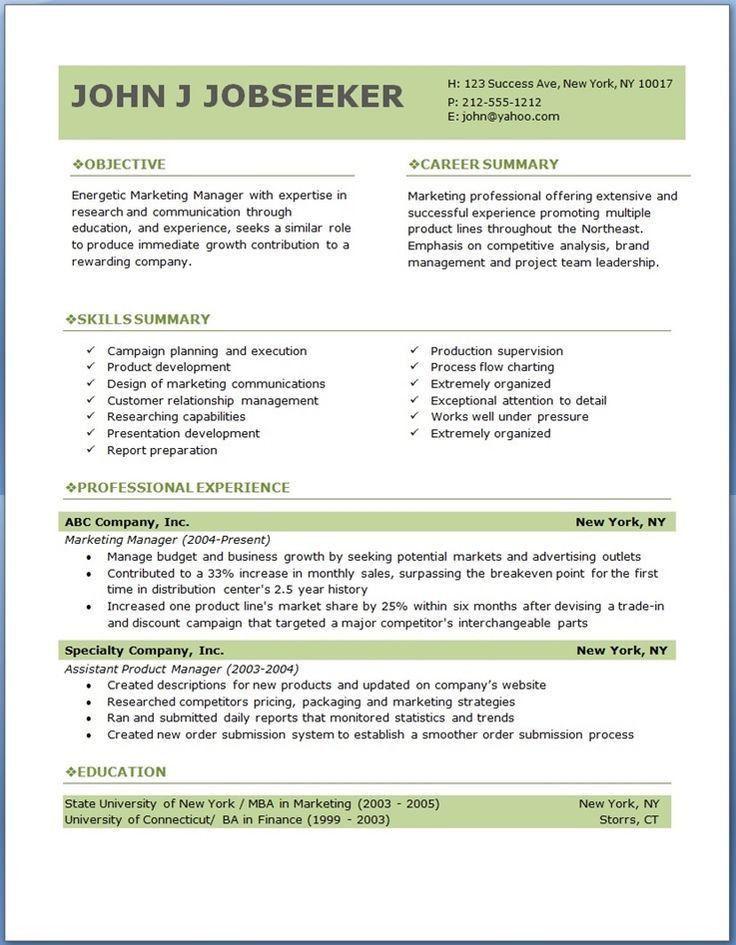 Sample Resume Format For Bcom Freshers
