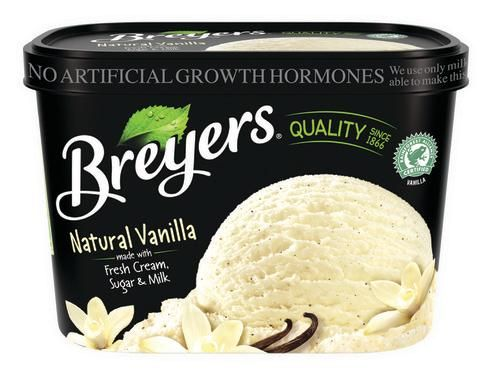 On Wednesday, 2.5/15  Breyers parent company Unilever will announce a major change that seeks to answer these questions: Going forward, Breyers will only source milk and cream free from artificial growth hormone.