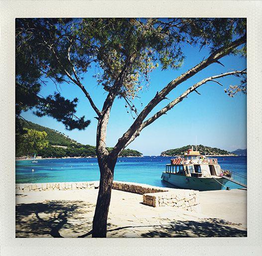 Playa de Formentor, Mallorca.